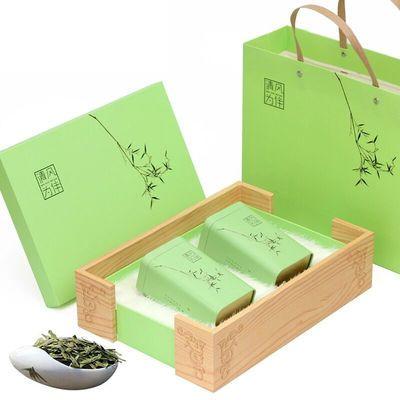 茶叶礼盒绿茶新茶龙井茶叶一级浓香型明前浙江龙井茶叶250g礼盒装