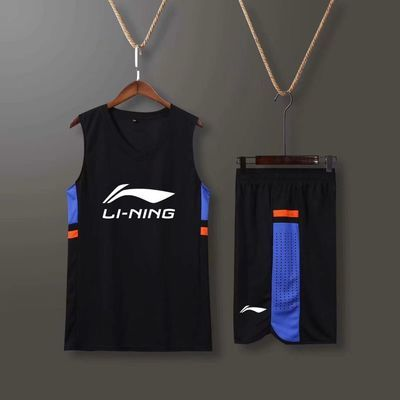 新款篮球服套装男女定制团购学生队服比赛印字男士儿童运动服夏季
