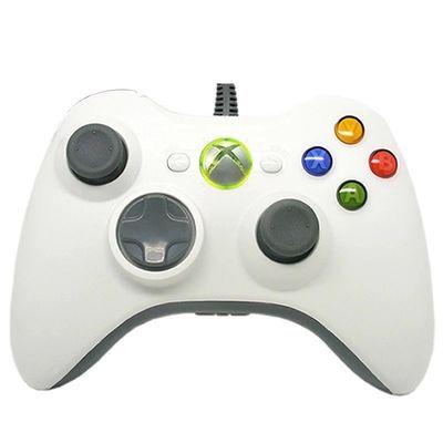 微软xbox360游戏手柄有线无线电脑电视NBA2k20Steam只狼2fifaol4