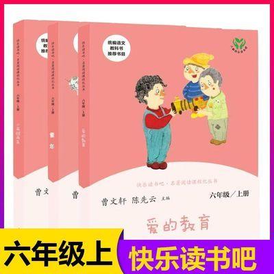 爱的教育童年小英雄雨来 快乐读书吧六年级上册必读课外书人教版