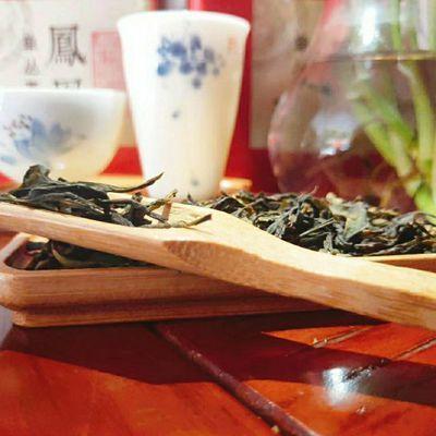 潮州茶叶凤凰单丛茶鸭屎香凤凰茶叶单枞茶高山鸭屎香散装茶叶