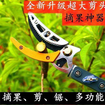 多功能伸缩摘果神器果树高枝剪高空剪枝剪摘果器采摘荔枝龙眼枇杷