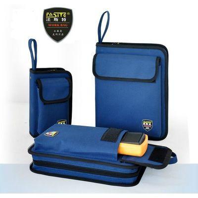 法斯特PT-N027收纳工具包小号帆布电工五金电子维修包万用表包