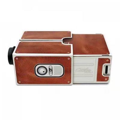 投影仪家用手机投墙高清迷你投屏器一体家庭影院微小型无线投影机