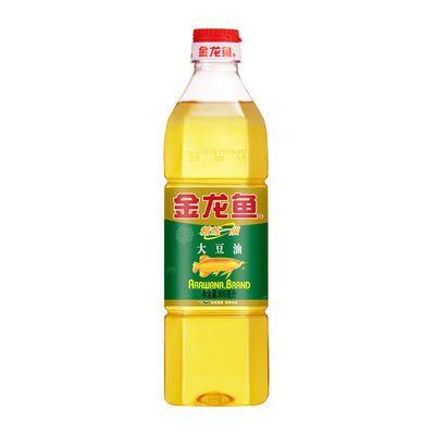 热卖金龙鱼 精炼一级大豆油900ml/瓶食用油 人气爆款