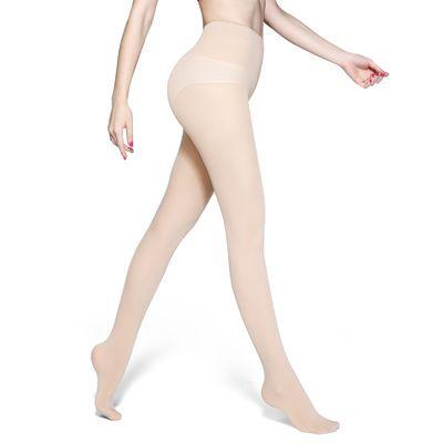 【俞兆林面膜钢丝袜】耐穿女防勾丝连裤袜款防滑光腿打底丝袜裤