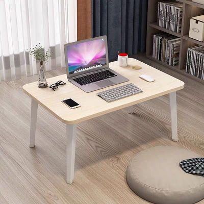 简易小桌子卧室坐地可折叠小餐桌飘窗桌子阳台小茶几床上电脑炕桌