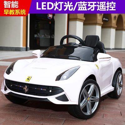 婴儿童电动车宝宝玩具车可坐人四轮可坐遥控汽车1-3岁4-5摇摆童车