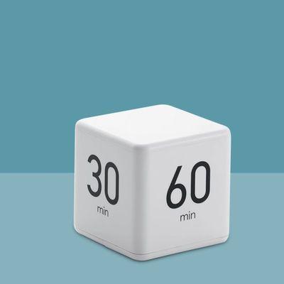新款计时器自律提醒器学生做题定时器时间管理学习沙漏魔方倒神器