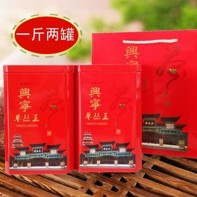 兴宁单枞王茶叶新茶高山单丛乌龙茶凤凰单丛蜜兰香特级罐装500g