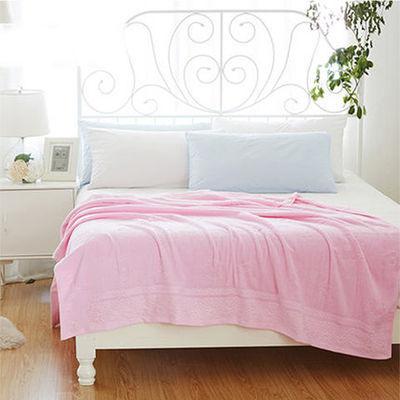 微瑕疵毛巾被老式纱布薄款毛圈单成人双人纯棉夏凉空调被午睡盖毯