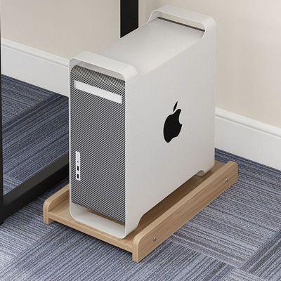台式电脑主机托架机箱置物架可移动主机柜子落地架子滑轮托盘支架