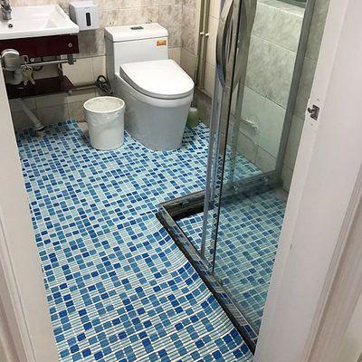 定制pvc卫生间地垫防水防滑垫厕所吸水脚垫浴室卫浴厨房门口垫子
