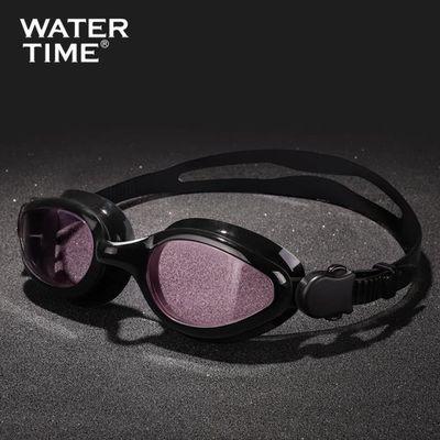 泳镜男女防水防雾高清近视大框潜水专业游泳眼镜装备泳镜泳帽套装