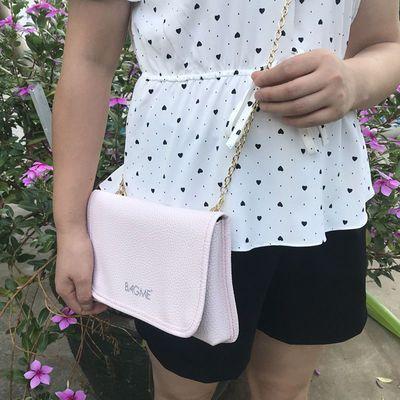 2020夏季新款女士包包时尚百搭大容量女士单肩包链条斜挎包女小包