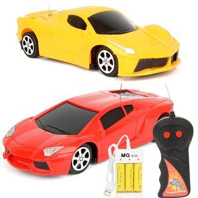 兰博基尼遥控汽车法拉利儿童电动玩具车赛车男孩生日礼物漂移赛车