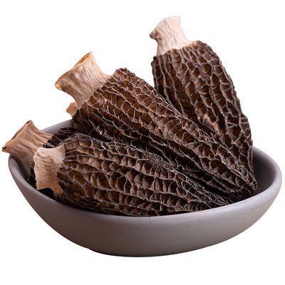 特级剪柄羊肚菌干货云南新鲜羊肚菌菇野生土特产煲汤食用香菌松茸
