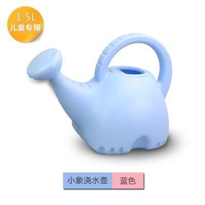 家用园艺工具儿童专用可爱卡通小象造型浇花壶喷壶 浇水壶洒水壶