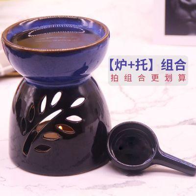 泰式香薰炉灯陶瓷精油炉香氛大容量创意美容院家居可熏醋薰醋蜡烛