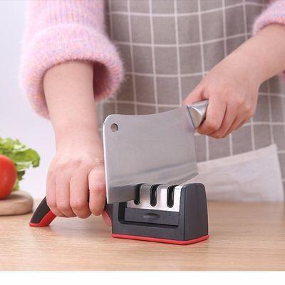 (5秒磨刀)磨刀器家用快速磨刀磨刀石棒磨菜刀厨房小工具磨刀棒