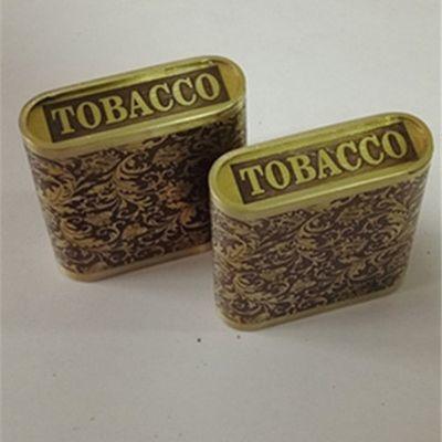 纯铜雕刻烟盒 雕花烟盒旱烟烟盒