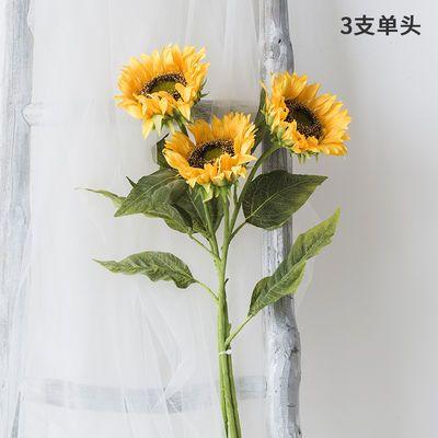 爆款鲜花向日葵云南昆明基地直发大花束水养家庭办公装饰插花速递