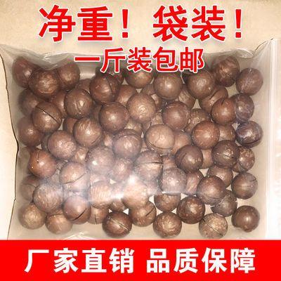 新货大颗粒夏威夷果80g/500g奶油味送开口器干果坚果零食小吃食品