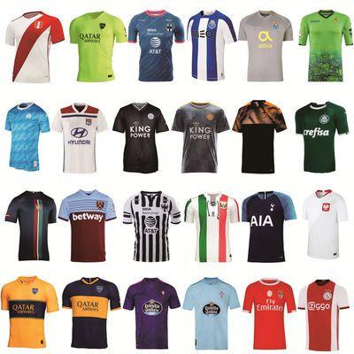 1920世界杯俱乐部足球服男女冷门球衣订制印号尤文西甲意甲球衣