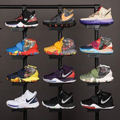 欧文6代篮球鞋5代首发城市限定全明星洛杉矶笑脸女埃及运动鞋战靴