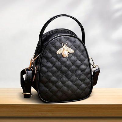 新款2020小包包女韩版百搭迷你手机包时尚女包单肩斜挎包手提包潮