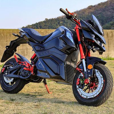 小猴子Z6电动摩托车M56电摩电动车72V改装小怪兽电瓶车高速大功率