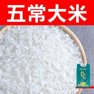 五常稻花香大米10斤大米2019新米五常长粒香米东北大米20斤黑龙江