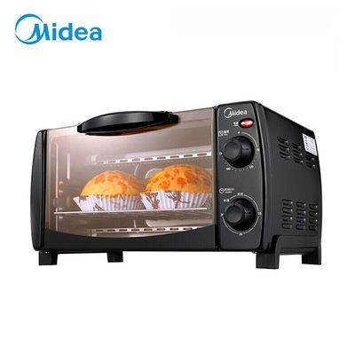 美的电烤箱家用烘焙饼干蛋糕迷你10L小型全自动正品PT1011/108B