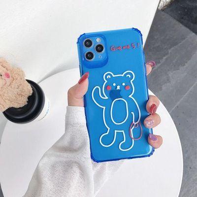 少女华为nova6se 5pro 4荣耀8x 9x畅享10 9plus p30手机壳苹果11x