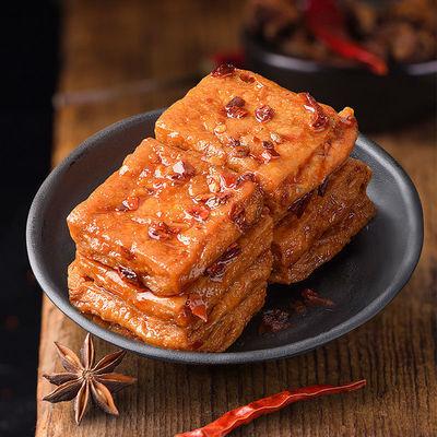 盐津铺子卤汁豆腐豆干零食大礼包特价零食麻辣香辣休闲小吃13包
