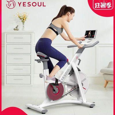 小米有品野小兽动感单车家用男女健身器材磁控静音运动健身车减肥