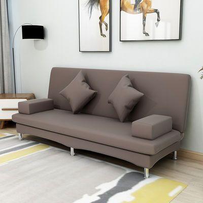 小户型沙发可折叠客厅多功能沙发床两用简易租房双人三人布艺沙发