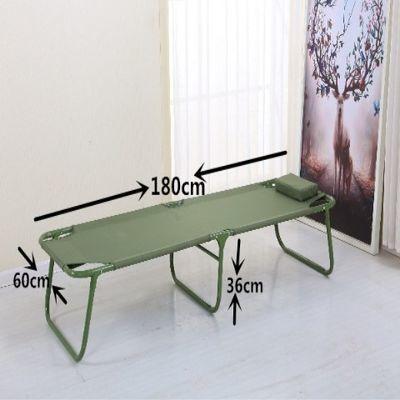 行军床午睡床加班床医院陪护床简易单人折叠床