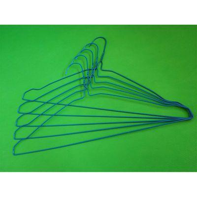 干洗店/洗衣店铺专用喷塑铁丝衣架600个每箱一次性2.2毫米衣架