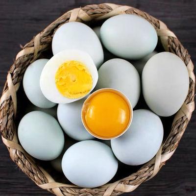 绿壳农家散养土鸡蛋乌鸡蛋新鲜正宗纯天然30枚 当天草鸡蛋月子蛋