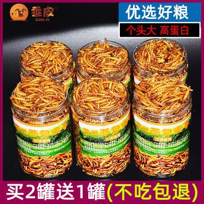 干仓鼠粮食用品乌龟粮食宠物主粮小零食饲料刺猬粮食黄粉虫面包虫