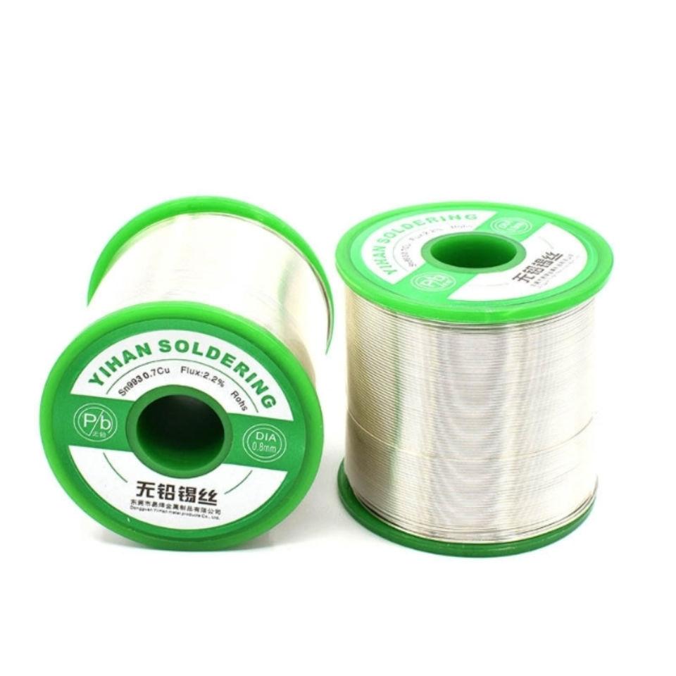 88577-火银无铅锡丝1.0 0.8mm 环保焊锡线松香芯ROHS无铅焊丝-详情图