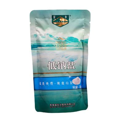 【热卖】青海茶卡盐低钠盐精制湖盐凉拌煎炒食用天然盐