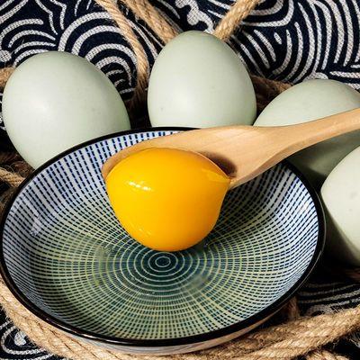 【破损包赔】绿壳乌鸡蛋新鲜土鸡蛋散养农村农家草鸡蛋柴鸡山鸡蛋