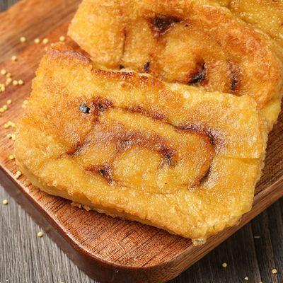 【热卖】延安特产黄米糕现做现卖 陕西软糯黄米年糕手工陕北油糕