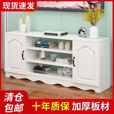 电视柜现代简约客厅小户型高柜欧式卧室家用实木储物高款简易地柜