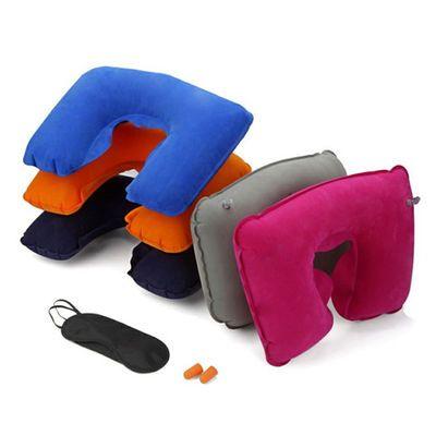 椎枕出差护颈枕AA102 U型枕头优质充气枕旅行枕健康颈