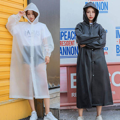 BestwolfSportShoes加厚非一次性男女雨衣便携旅行户外雨披电动车