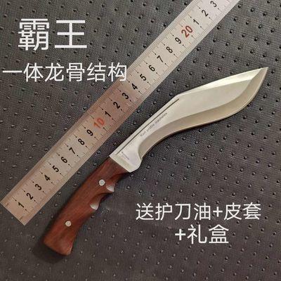 户外战术高硬度防身武器军刀直刀荒野求生刀随身刀具野营小刀收藏