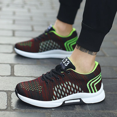 夏季内增高鞋男10cm隐形内增高8cm6cm韩版百搭潮鞋防臭休闲运动鞋